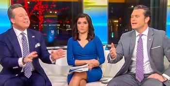 Fox & Friends Goes Off The Rails When Host Says Dems Are Not Killing Migrants At The Border