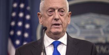 Defense Secretary Mattis Resigns, Will Leave In February