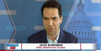 Jack Burkman's Ex-Employee Gets 9 Years For Shooting Him In The Ass