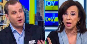 MSNBC GOP Strategist Interrupts Woman Journalist To Mansplain How 'Binders Full Of Women' Is Not 'Sexist'
