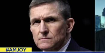 One Flynn Sentencing Memo Redaction Cut Down To Size