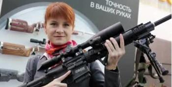 Maria Butina's Plea Binds GOP, NRA, Evangelicals And Russia