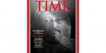 Time Magazine's Person Of The Year: Journalists