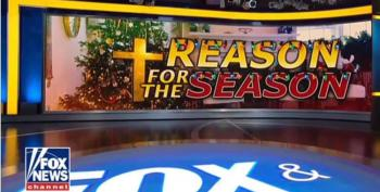 Fox News Christmas Graphic Says WHAT?