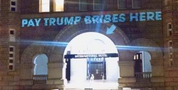 SCOTUS Lets Trump Get Away With Emoluments