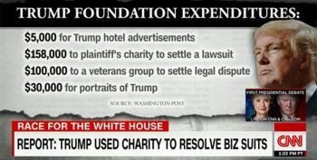 BREAKING: Trump Settles With NY-AG; Dissolves Trump Foundation