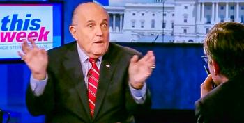 Giuliani Denies Trump Lied About Mistress Payments: 'Unless You're God, You'll Never Know What The Truth Is'