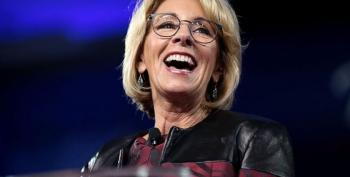 Now Is Your Chance To Tell Betsy DeVos She's A Jerk