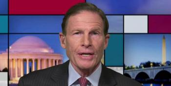 Blumenthal: Don Jr. Is Likely The Next 'Liar To Congress' Indictment