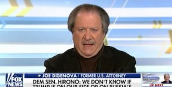 Joe DiGenova Says Barack Obama Is 'The Real Russian Agent'