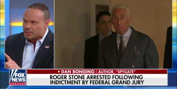 How The Roger Stone Arrest Looks In Fox News Bizarro World