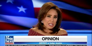 Fox's Jeanine Pirro Attacks Mueller For Supposedly Tipping Off CNN On Stone Arrest