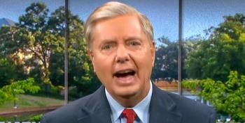 Lindsey Graham Throws Tantrum Over Border Wall: 'We're Not Going To Give In To The Radical Left -- Ever!'