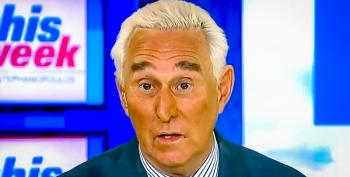 Roger Stone: Mueller's Indictment Is As 'Thin As Piss On A Rock'