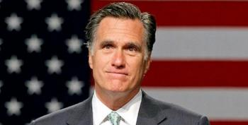 Mitt Romney Announces He Will Replace Jeff Flake's Empty Suit