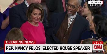 Nancy Pelosi Is Again Speaker Of The House