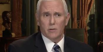 MSNBC Host Frustrates Mike Pence's Effort To Defend Trump's Lies