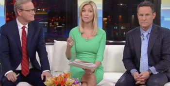 Super-Christian Ainsley Earhardt Rants At Needy Immigrants