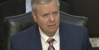 Sen. Graham Uses Barr Hearing To Bully NAACP Over The 'F' On His Report Card