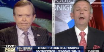 Lou Dobbs Confesses: It 'Makes Him Nuts' To See Pelosi Take A Victory Lap
