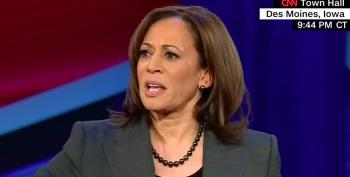 Kamala Harris Lays Into GOP On Gun Safety: 'They Failed To Act'