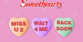 No Candy Hearts For 2019, At All