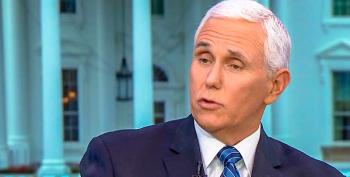 Pence Compares Trump's Border Wall To The 'Life And Work Of Rev. Dr. Martin Luther King Jr.'