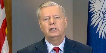 Lindsey Graham Blows Off Report Trump Was Suspected Russian Agent: 'I Don't Trust The New York Times'
