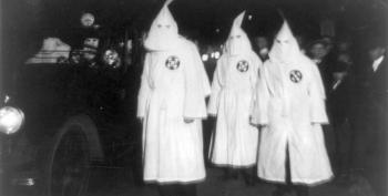 Consequences For Alabama Editor Who Longed To Bring Back Lynching And KKK