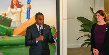 Calls For Justin Fairfax To Resign Intensify