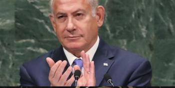 Netanyahu Indictments Recommended By Israel's AG