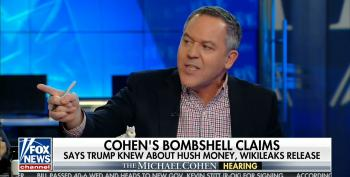 Gutfeld Throws A Tantrum After Cohen Hearing When Told He's 'In The Bunker' For Trump