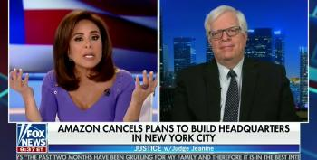 Dennis Prager Conflates Opposition To Amazon's Corporate Welfare With Marxism And Communism