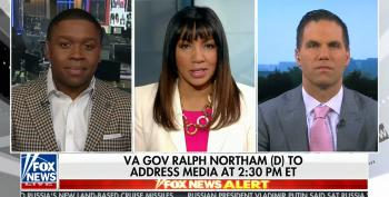 Great America PAC Chair Uses Northam's Blackface Scandal As A Shield For Trump