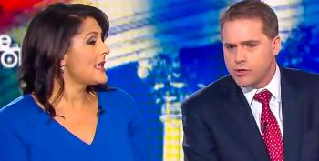'That's A Lie': Karen Finney Wallops GOPer Scott Jennings For Linking Abortion To Racism