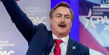 MyPillow Founder Tells CPAC Crowd Trump Is 'The 'Greatest President In History' Because He Was 'Chosen By God'