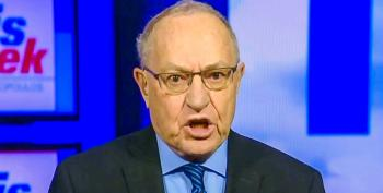 Alan Dershowitz Embarrasses Himself Insisting AMI's 'Extortion-ish' Threat To Jeff Bezos Is Not Illegal