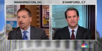Chuck Todd Bemoans The Lack Of Bipartisanship In House Intel Committee