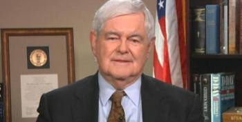 Newt Gingrich Defends 'Executive Time' By Invoking Winston Churchill