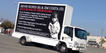 Devin Nunes And Jim Costa Beware-- Blue America's On The Road Again