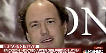 Paul Erickson, Boyfriend Of Russian Spy Maria Butina, Indicted For Fraud