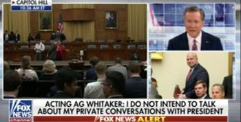 Fox Biz Host Complains Rep. Nadler Was 'Picking On' Whitaker For 'Getcha' Moment
