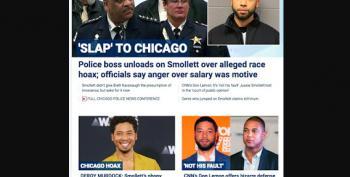 Fox News: 10 Smollett Stories; None On Coast Guard Terrorist