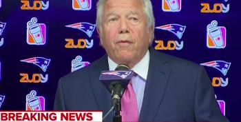 New England Patriots Owner Charged With Soliciting Prostitutes In Florida