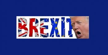 UK Idiots Want US Idiot To 'Solve' Brexit