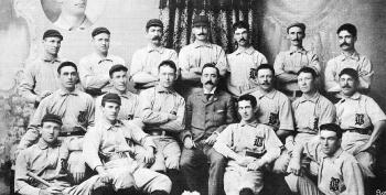 How The 1869 Cincinnati Red Stockings Turned Baseball Into A National Sensation