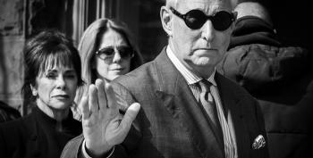 Roger Stone Seems To Really Want To Go To Jail