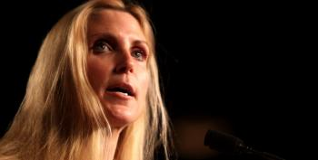 Ann Coulter Bashes Trump As A 'Shallow, Narcissistic Conman'
