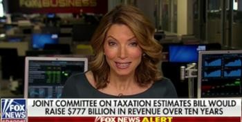 Fox News Panics Over AOC's Plan To Tax Stock Transfers