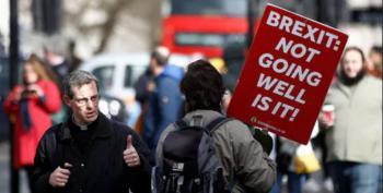 3 Days, 3 Key Votes – And No End In Sight For Brexit